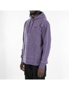 Aimé Leon Dore 20oz Distressed Pullover Hoodie / Royalty Purple by Aimè Leon Dore