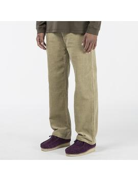 Satta Cord Pants / Taupe by Satta