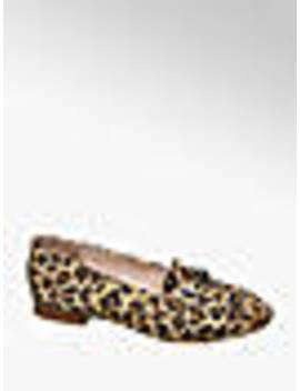 Leopard Print Loafers by Graceland