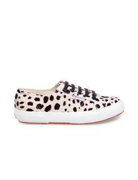 2750 Fanvelvetw Dalmation by Superga