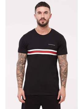 Liberty Black T Shirt by Good For Nothing Mens