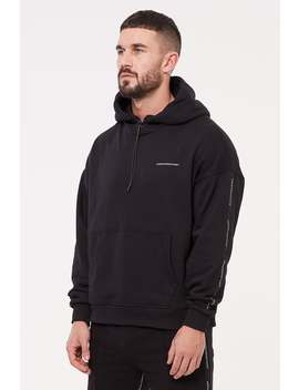 Future Black Hood by Good For Nothing Mens