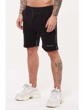 Future Black Shorts by Good For Nothing Mens