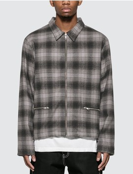 anderson-flannel-jacket by  ------------noon-goons --------