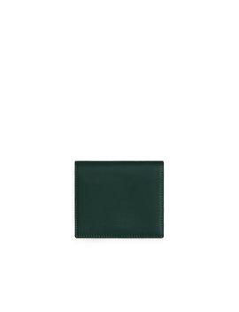 Walker Street Wallet   Bi Colour Bottle Green/Sage by Strathberry