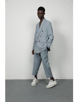 Bleu Suit by Cold Laundry