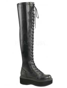 Emily 375 Boot by Demonia