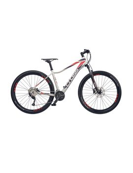 "Bicicleta Mtb 27.5"" Cross Fusion Lady, White/Purple, 48cm by Cross"