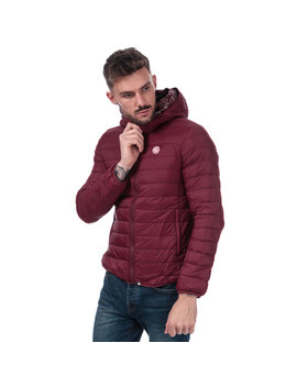 Mens Barker Lightweight Quilted Jacket by Pretty Green