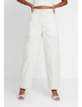 Grow Trousers   Jean Boyfriend by Weekday