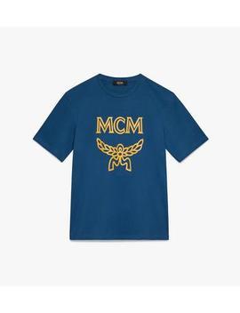 Men's Logo T Shirt by Mcm