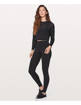 "Wunder Under High Rise Tight (Tall) Full On Luon Online Only 31"" by Lululemon"