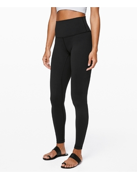 "Wunder Under High Rise Tight 28"" Full On Luon by Lululemon"