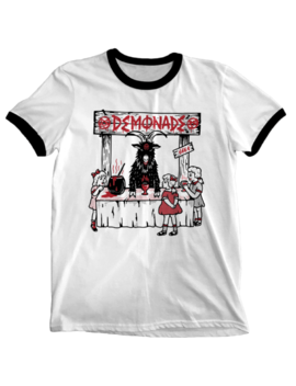 'demonade' Ringer Shirt by Wicked