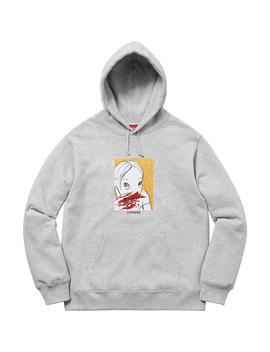Nose Bleed Hooded Sweatshirt by Supreme