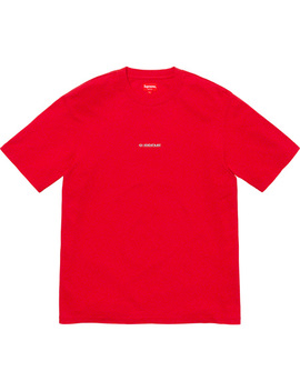 Internationale S/S Top by Supreme