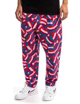 Nike Sb X Parra Pants (Gym Red Pink Rise) by Nike Sb