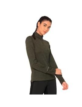 Ignite Half Zip Women's Running Pullover by Puma