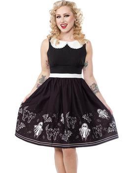 So Cute Its Spooky | Shift Dress* by Sourpuss