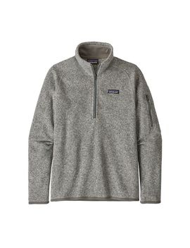 Patagonia Women's Better Sweater® 1/4 Zip Fleece by Patagonia
