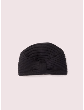 Twisted Beanie by Kate Spade