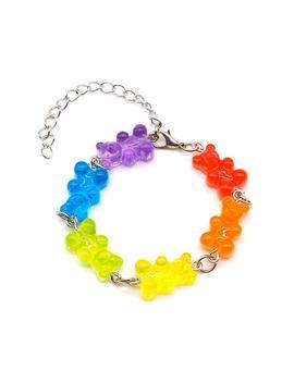 Gummy Bear Bracelet by Boogzel Apparel