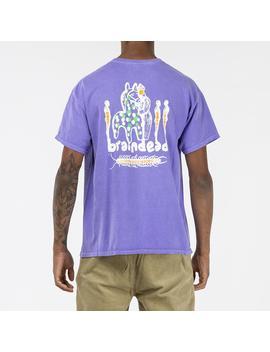 Brain Dead Breathing Problems T Shirt / Purple by Brain Dead