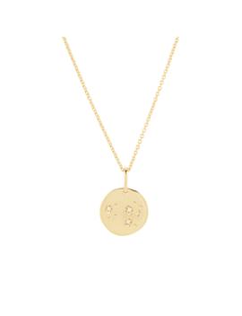 Zodiac Necklace Vermeil by Mejuri