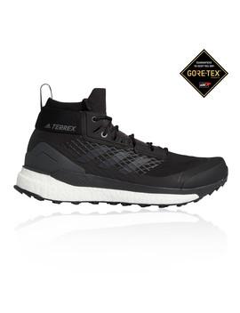 Adidas Terrex Free Hiker Gore Tex Walking Shoes   Aw19 by Adidas