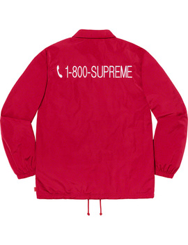 1 800 Coaches Jacket by Supreme
