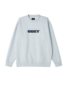Obey To The Core Premium Crewneck by Obey