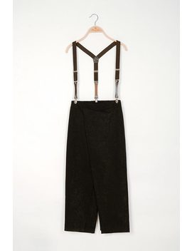 Conan Suspenders Trousers by Miss Patina
