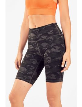 """high-waisted-printed-powerhold-short-9"""" by fabletics"""