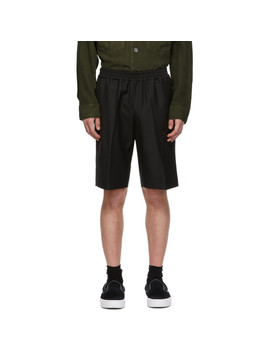 black-pavel-shorts by harmony