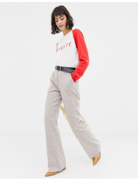 resume-viaggio-long-sleeve-t-shirt by asos