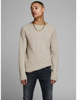 lightweight-essential-sweater by jack-&-jones