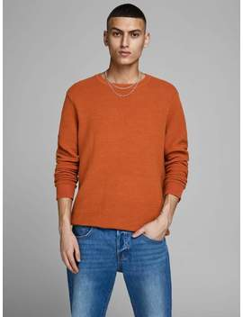 Ribbed Essential Sweater by Jack & Jones