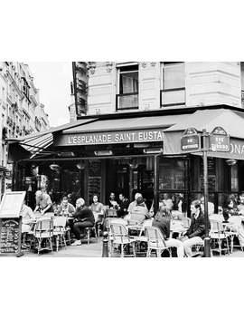 paris-photography,-black-and-white,-paris-prints,-paris-cafe,-cafe-print,-paris-decor-bedroom,-paris-wall-decor,-paris-wall-art by etsy