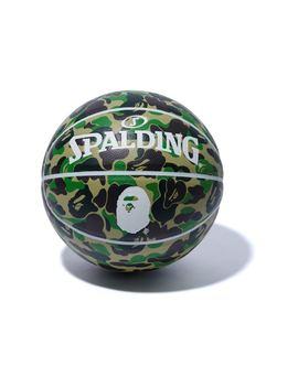 bape-x-spalding-abc-camo-basketball-green by stockx