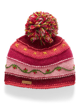 floral-embroidery-tuque by alma