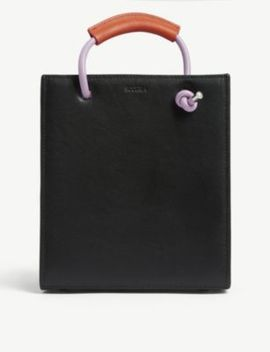 swatch-mini-leather-tote by scotria