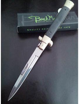 """stiletto-6""""-benchmark-large---folding-pocket-knife-knife-hunting-fishing-edc by benchmark"""