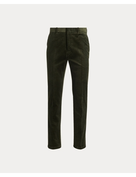 Pantalon De Costume Polo En Velours by Ralph Lauren