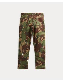Pantalon Camouflage Décontracté by Ralph Lauren