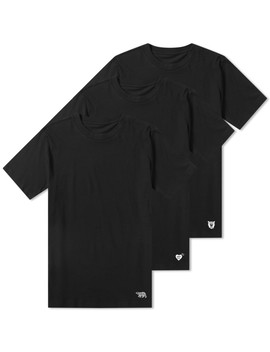 human-made-3-packet-tee by human-made