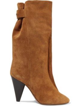 lakfee-suede-boots by isabel-marant
