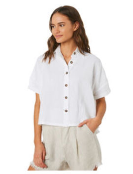 sorrento-relaxed-linen-shirt by swell