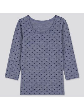 toddler-heattech-scoop-neck-long-sleeve-t-shirt by uniqlo