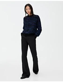 sweater-de-pelo-com-estampado-de-zebra by pull-&-bear