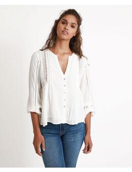 Camicia Con Collo A V by Pimkie